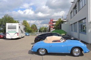 Süddeutscher Sportwagenhersteller