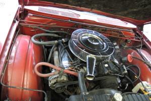 Heizungswasserkreislauf im Motorraum